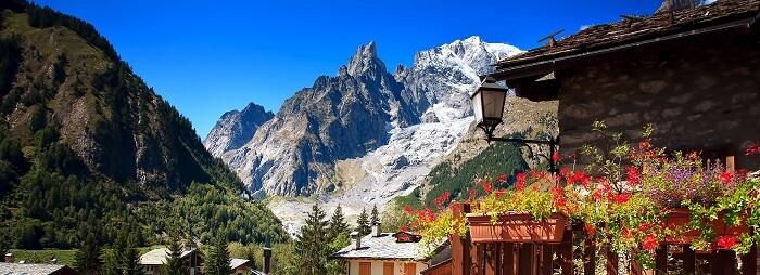 Primavera in Valle d'Aosta